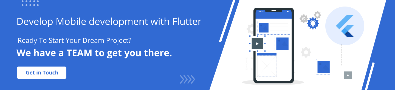 Best flutter app development company in India